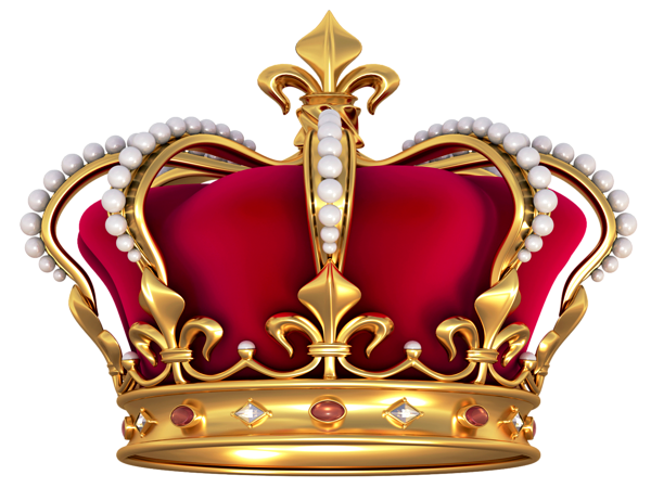 Crown With Pearls